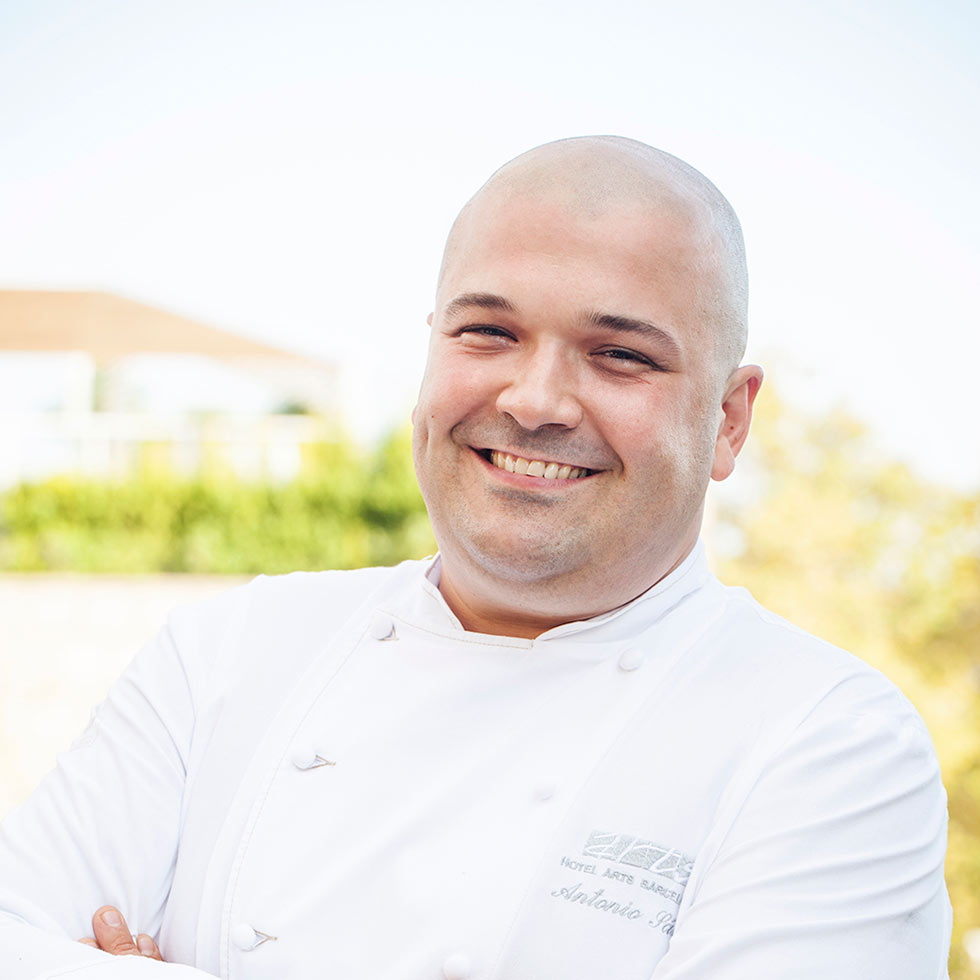 Antonio Sáez, Executive Chef